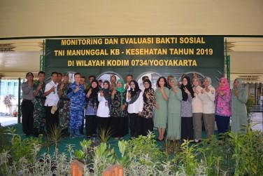 TNI Manunggal KB - Kesehatan Tahun 2019