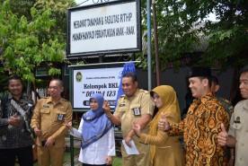 Pencanangan Center of Excellence Kelompok BKL Gedongan Purbayan Kotagede