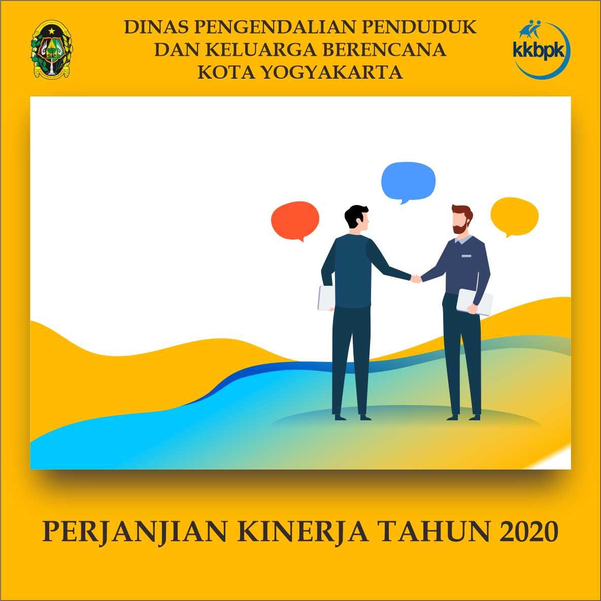 Perjanjian Kinerja Tahun 2020