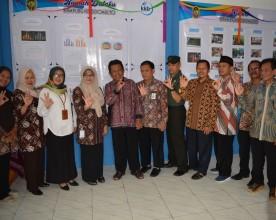 Launching Rumah data Kependudukan kampung KB Sidomulyo, Bener Kec. Tegalrejo