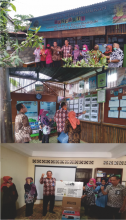 Penguatan Rumah Data Kependudukan Kampung KB RW 08 Rejowinangun