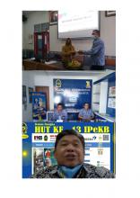Rangkaian Acara HUT ke 13 IPeKB di DPPKB Kota Yogyakarta