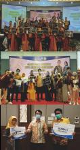 Grand Final Duta Genre D.I Yogyakarta Tahun 2020