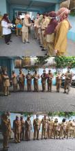 Pemberian Reward dan Punishment Bagi Karyawan DPPKB #edisi ke 3