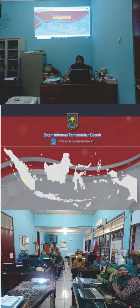 Koordinasi Sistem Informasi Pemerintah Daerah (SIPD) di Lingkup DPPKB