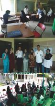 Bhaksos KB MKJP Dalam Rangka Hari Kesehatan Nasional & Hari Vasektomi Sedunia