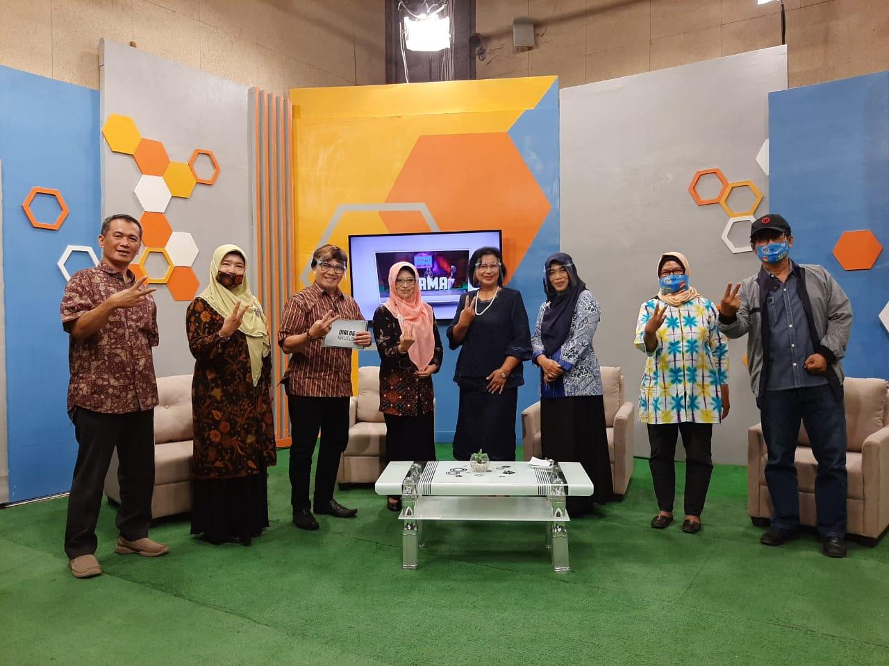 Team dan Narasumber Dialog Khusus Adi TV