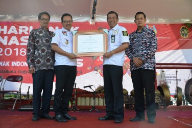 Pejuang Yogyakarta Layak Anak