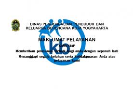 Maklumat Pelayanan DPPKB Kota Yogyakarta