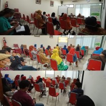 Jalin Silaturahmi melalui Koordinasi Satgas Sigrak