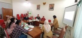 Koordinasi Penyusunan SOP SPP UPT PPA Kota Yogyakarta