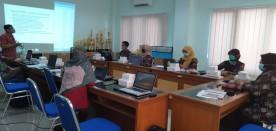 Pelatihan Penyusunan Perencanaan Penganggaran Responsif Gender (PPRG)