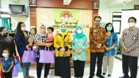 Rangkaian Pelaksanaan Peringatan hari kartini Bakti Sosial, edukasi gizi dan parenting