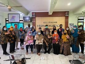 Launching Kelas Parenting di Sekolah PUSPAGA Pintar