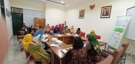 Rapat Koordinasi Penyusunan TIM Buku Saku di UPT PPA KOTA YOGYAKARTA