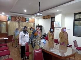 Upacara HUT Pemerintah Kota Yogyakarta