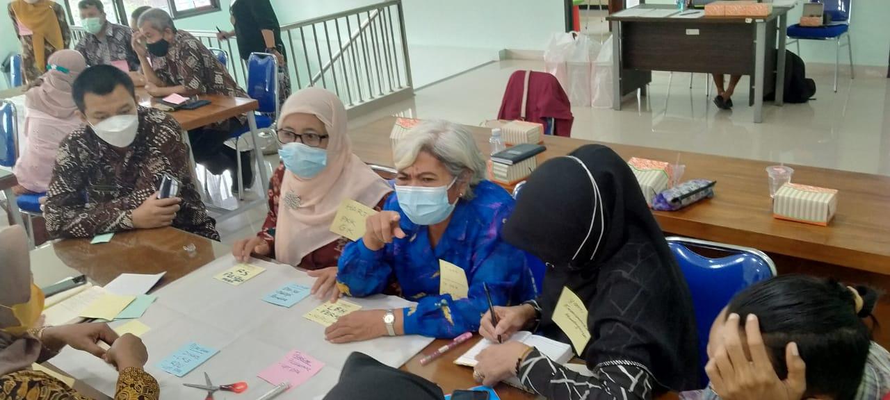 Peningkatan Kapasitas Gugus Tugas PTPPO Tahun 2021