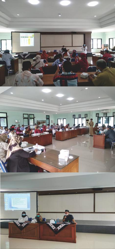 Sosialisasi dan Koordinasi BOKB Bagi kampung KB