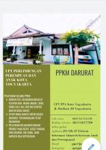 Pelayanan UPT PPA Kota Yogyakarta Selama PPKM Darurat