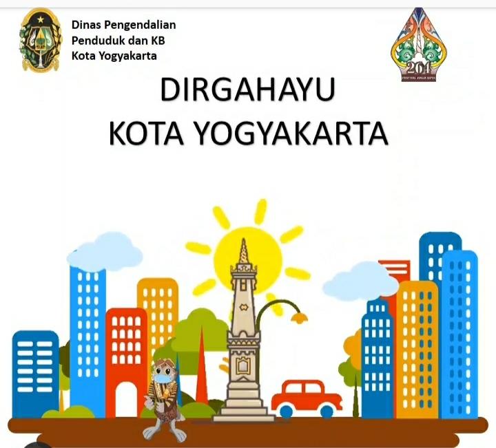 Selamat HUT ke-264 Kota Yogyakarta