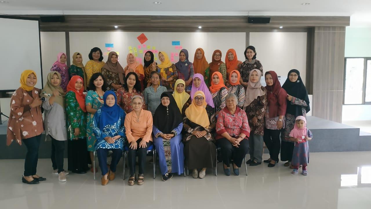 """Pelatihan Pendidikan Politik bagi Perempuan """"Sinergitas dan keterlibatan perempuan dalam pembangunan Kota Yogyakarta"""""""