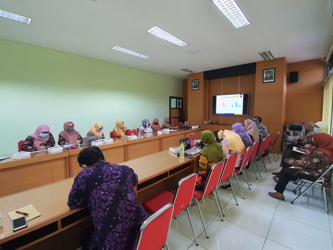 FGD Penyusunan Data Pilah Gender /Data Pembuka Wawasan Tahun 2020