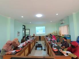 FGD Penyusunan Kajian Analisis Gender Dokumen Perencanaan Daerah Kota Yogyakarta