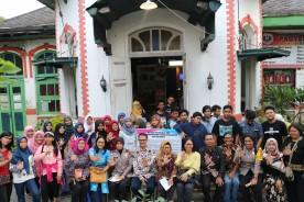 Reintegrasi bagi remaja ( Edukasi dan Komunikasi ) di kelurahan Wirogunan Bertempat di Warung pizza.