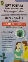 Layanan Pengaduan Kekerasan Terhadap Perempuan da Anak Di UPT P2TP2A kota Yogyakarta