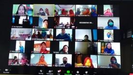 """Zoom Meeting """"diskusi publik : Kesehatan Reproduksi Perempuan di masa pandemi Covid 19"""""""