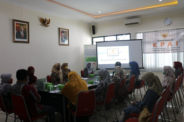 Kunjungan Tamu Dari DPRD Kalimantan