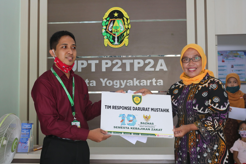 UPT P2TP2A dan BAZNAS