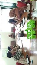 Rapat internal UPT PPA Tahum 2021