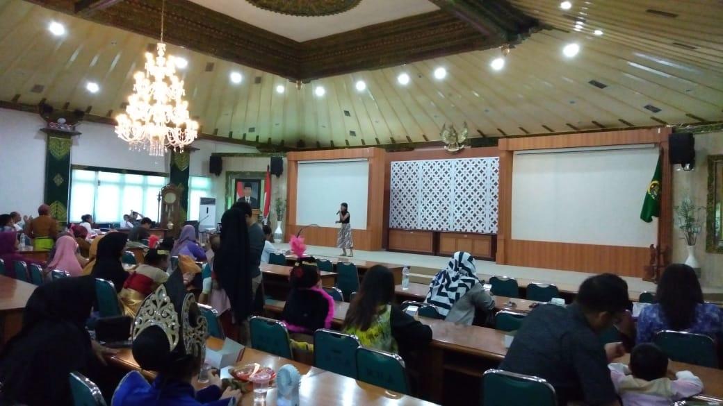 Lomba Yogyakarta Mencari Bakat Kategori Umum dalam rangka memperingati HAN 2019
